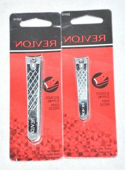 New Revlon Nail Clippers With File - Choose From Toenail Or