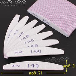 new popular OPI ACR UV Gel Nail File Foam Buffer Manicure Ho