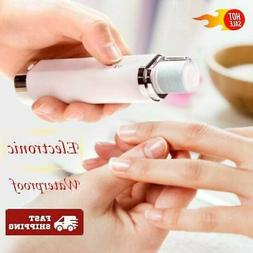New Professional Electric Nail File Buffer and Polisher Tool