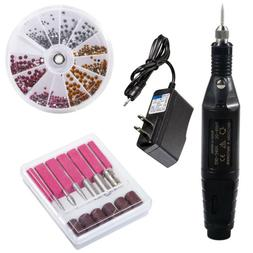 new professional electric nail file drill manicure