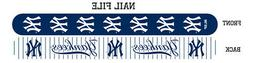 New York Yankees Nail File