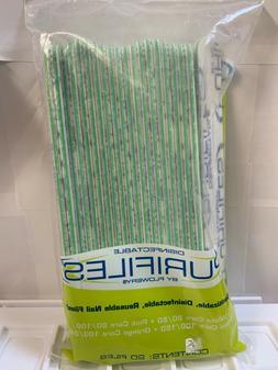 original purifiles disinfect nail files grit 100