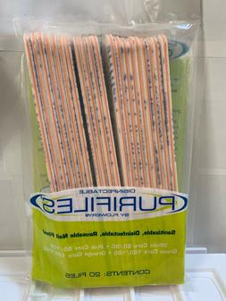 original purifiles disinfect nail files grit 180