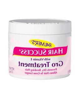 Palmers Hair Success Gro Treatment 3.5 oz. Jar  with Free Na