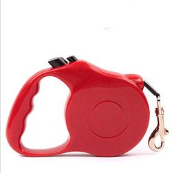 SHUX Retractable Dog Leash and Cat Leash Pet Tractor Dog Cha