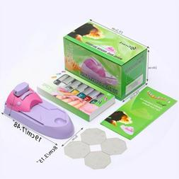 Portable Machine KitElectric Nail File Art Drill File Acryli