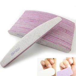 Pro Nail Art Care Sanding Buffer Manicure Gel Nail File 100/