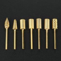 Pro Nail Drill Bit File Grinding Electric Machine Manicure P