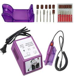 Professional 20000 RPM Electric Nail File Drill Manicure Too