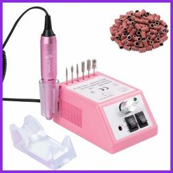 Professional Finger Toe Nail Care Electric Drill Machine Man