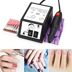 Professional Nail Drill Machine for Acrylic Nails Electric N