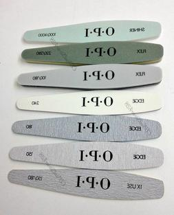 OPI - Professional Nail Files - Choose your favorite File or