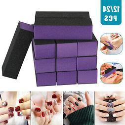 sanding nail file buffer block art manicure