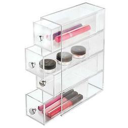 InterDesign Storage and Organization Drawers Tower, 4-Drawer