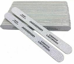 Strong Thick Professional Wood Nail Files High Quality Emery