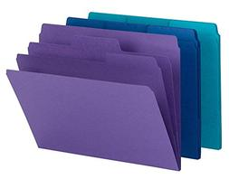Smead SuperTab Organizer Folder, Oversized 1/3-Cut Tab, 2 Di