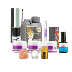 us acrylic liquid powder beauty nail art