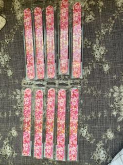 x10 Revlon Isaac Mizrahi Loves Revlon Pink Floral Double Sid